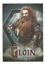 The Hobbit An Unexpected Journey Character Biography CB-12 GLOIN