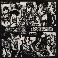 Confuse-indignation LP (1984) + OIS/RARE demo-Tracks/Giappone HC-Punk