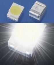 S164 - 100 Pièce SMD LED PLCC-2 3528 blanc LEDs 1210 Blanc