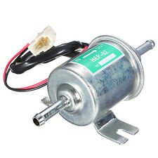 12v 3-6 PSI UNIVERSAL HEAVY DUTY METAl ELECTRIC DIESEL /PETROL FUEL PUMP CAR