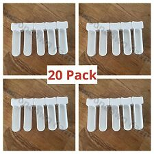 20 X FINGER DRAWERS EGG FOOD FOR CAGE & AVIARY BIRDS FINCHES CANARIES,