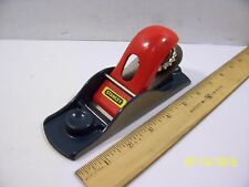 "Nice Stanley 6-1/2"" Woodworking Block Plane - Made in England"