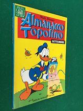 Walt Disney ALMANACCO DI TOPOLINO n. 177 Settembre (1971) Fumetto