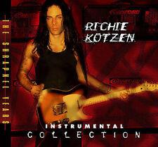 Instrumental Collection: The Shrapnel Years by Richie Kotzen (CD, Jun-2006,...