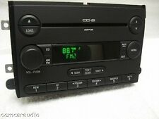06 07 08 09 FORD Fusion MERCURY Milan Radio MP3 AUX 6 Disc CD Changer Player OEM