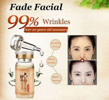 WRINKLE FREEZE Argireline+ Collagen+ 6 Peptides Concentrated Serum DERMA ROLLER