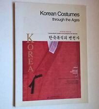 Korean Costumes Through the Ages REPUBLIC OF KOREA