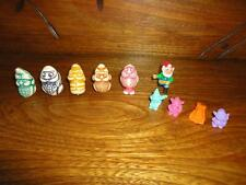 Ferrero Kinder Egg Surprise GNOMES to BEASTS Dwarfs Set of 10 Toys