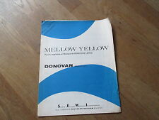PARTITION DONOVAN mellow yellow