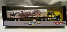 "Hot Wheels CUSTOM '75 KENWORTH W900 Semi Trailer ""Smokey And The Bandit"""