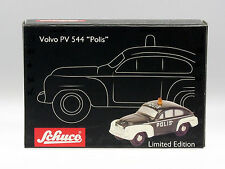 "wonderful SCHUCO PICCOLO modelcar VOLVO PV 544 ""POLIS"" - 1/90 HO"