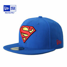 NEW ERA CAP DC COMICS BATMAN SUPERMAN TEAM COLOR KAPPE CHARACTER BASIC BASECAP
