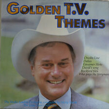 "GOLDEN T.V. THEMES - NICKY NORTH  12""  LP (Q688)"