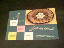 Sweets with Allsweet by Martha Logan cakes, cookies, candies  s12