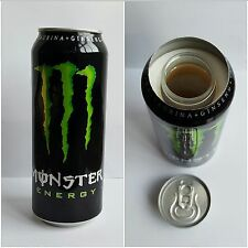 STASH DIVERSION SAFE CAN MONSTER WITH SECRET STORAGE COMPARTMENT