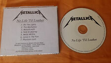Metallica No Life Til Leather rare bootleg CD kill em all ride the lightning