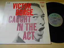 Victor Borge - Caught in the Act - Vinyl, US 73, vg++