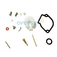 For YAMAHA 2HP Outboard Engine Parts Carburetor Repair KIT 6A1-W0093-00/01/02/03