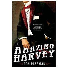 The Amazing Harvey: A Mystery Passman, Don Hardcover