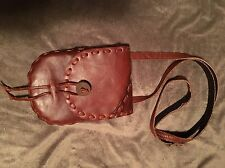 Vance Kitira Leather Shoulder Bag