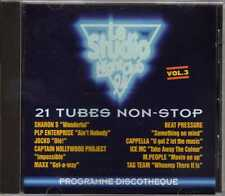 Compilation - Le Studio Night Club 94 Vol.3 - CD - 1994 - Eurodance Atoll France