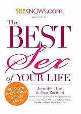 SheKnows.com Presents - The Best Sex of Your Life: 101 Secrets Every W-ExLibrary