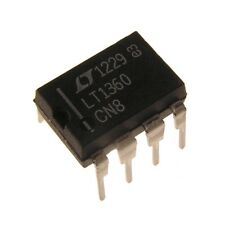 LT1360 CN8 Operational Amplifier 50MHz 800V/µs DIP-8 Linear Technology 079281