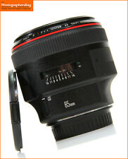 Canon EF 85mm F1.2 L II USM Lens for EOS SLRs  Free UK Postage