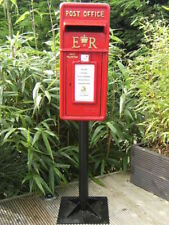 Red Royal mail wedding post box HIRE ONLY