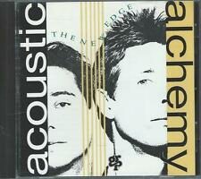 CD: ACOUSTIC ALCHEMY - The New Edge