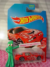 2017 Hot Wheels '77 PONTIAC FIREBIRD✰red✰nip✰Target Exclusive RED EDITION 3/12