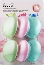 EOS 6 Hand Lotion Combination Pack New!!!