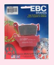 EBC FA208TT Rear Brake pads for Yamaha XT XT660 Z & ZA Tenere  2008 to 2014