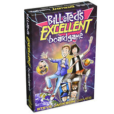 BILL AND TEDS EXCELLENT BOARD GAME / STEVE JACKSON GAMES / AGE 10+ / 2-4 PLAYERS
