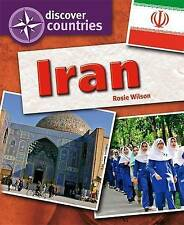 Iran (Discover Countries)-ExLibrary