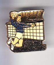 RARE PINS PIN'S .. SPORT VOLLEY BALL CLUB TEAM  EQUIPE SC LE CROISIC 44 ~CX