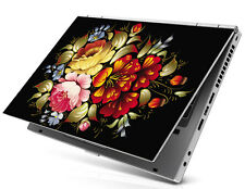 """15.6"""" Laptop Notebook Skin Sticker Cover Decal Art HP DELL Asus Sony Flower"""