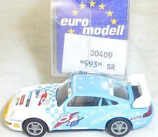 Porsche Carrera 993 SR IMU EUROMODELL 00409 H0 1:87 OB # GA5 å