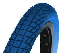 "2 X Coyote 20"" X 1.95 SRI-45 Blue Freestyle Bmx Bike Ramp Tread Tyre TY20B"