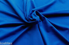 Dri Fit Active Wear Fabric by the Yard - Royal Strechy Wicking Fabric Nike