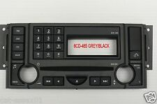 Range Rover Sport/Discovey Radio CD Facia Panel 6CD-465 Replacement (GREY/BLACK)