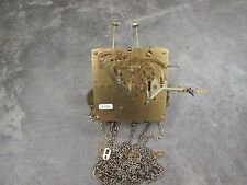 Urgos Westminster Chime Grandfather Clock Movement 32322 100cm Working Condition