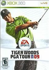 Tiger Woods PGA Tour 09 - Xbox 360