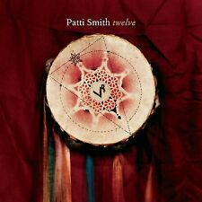 Patti Smith Twelve CD NEW 2007 Smells Like Teen Spirit/Are You Experienced?+