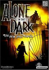 Alone in the Dark The New Nightmare PC New Sealed