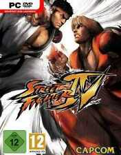 STREET FIGHTER IV 4 * DEUTSCH Streetfighter Neuwertig