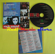 CD ROCK SOUND VOL 66 compilation PROMO 2003 EVANESCENCE ILL NINO PENNYWISE (C8)