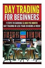 Day Trading - Day Trading for Beginners - Stock Market - Trading Stocks -...