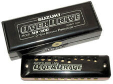 SUZUKI Armonica Overdrive su-mr-300 in F #