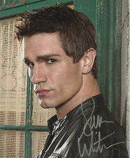 BEING HUMAN:SAM WITWER AUTOGRAPH PHOTO #3